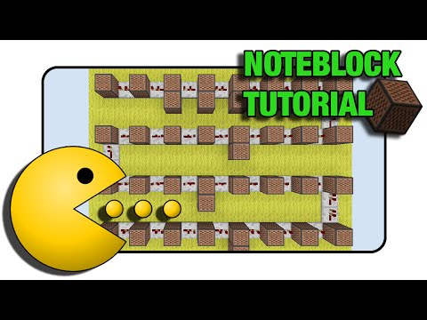Theme quot doorbell quot note blocktutorial quot minecraft funnycat tv