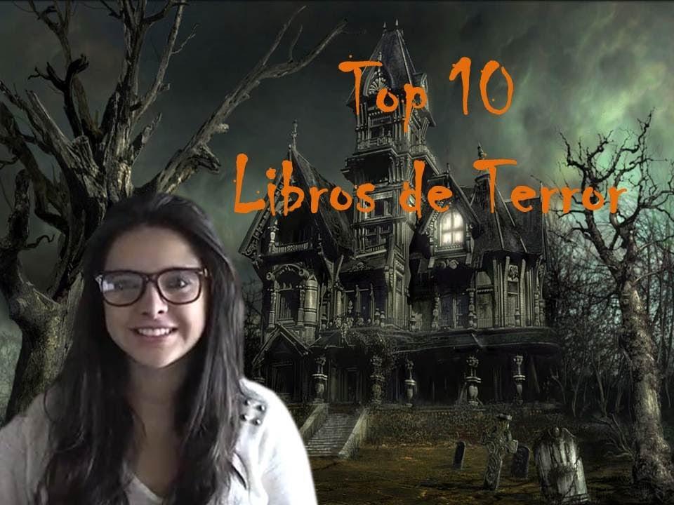 Top 10 libros de miedo- El Resplandor/ El Monje de Matthew