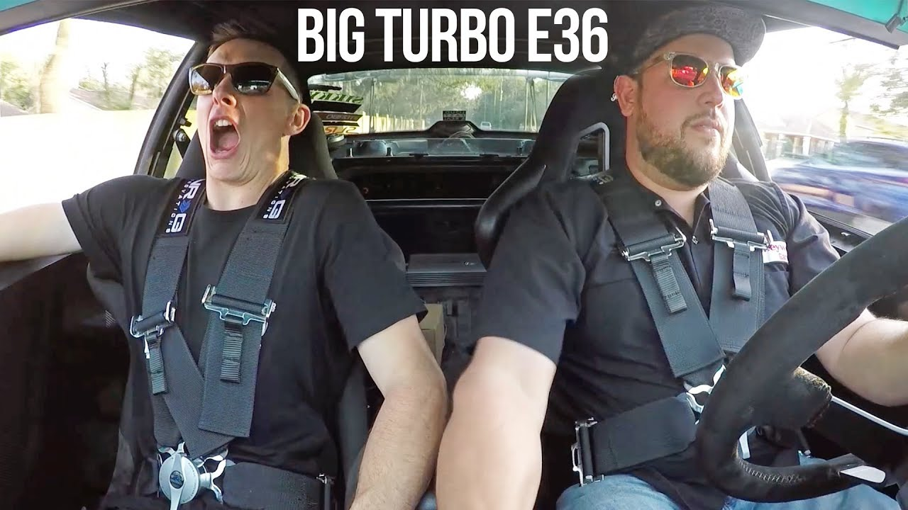 big-boost-e36-first-ride