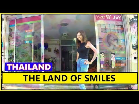 Thailand - The land of smiles
