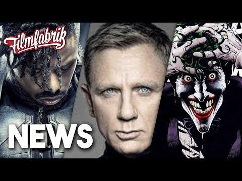 TERMINATOR vs. TRUMP | Neuer BOND Regisseur | The Killing Joke | FILM NEWS