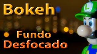 Intermediário Aula 17 - Bokeh - Fundo desfocado - Como fazer - Sit Kong Sang
