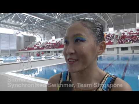 Singapore Swimming Association @ Singapore Sports Hub Community Open House