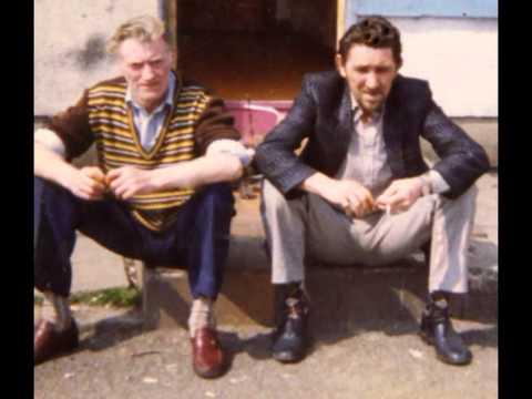 old photos of Irish  travelers