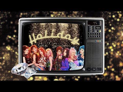 GIRLS' GENERATION (소녀시대) – HOLIDAY [Color Coded Eng|Han|Rom Lyrics 가사] | yejin