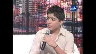 Nicolas Debes-Mijana + Ya Chadi Al Alhan (13 years old)