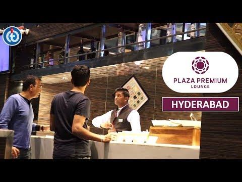 Plaza Premium International Lounge | RGIA, Hyderabad
