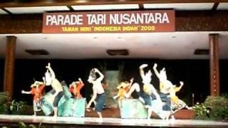 Tarian Pucuk Purun ~ Bangka Belitung