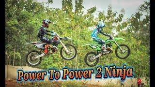 Power To Power 2 Ninja Ini Bikin Yang Nonton Geleng Geleng Kepala...GTX SURUMUGUL Pangandaran