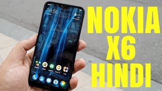 Nokia X6 Review Unboxing Hands-on ! Hindi India