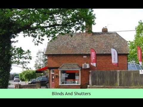Blinds and Awnings Manchester