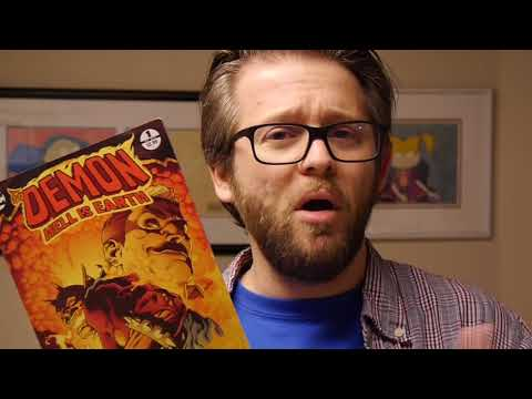 DC Comics Review: The Demon: Hell is Earth #1