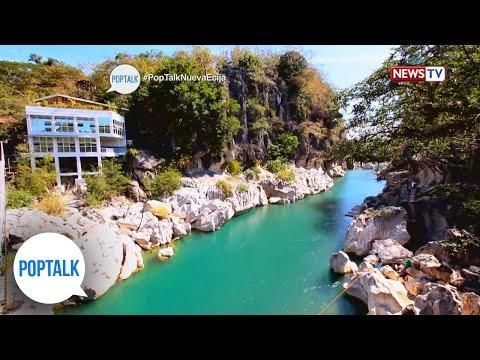 PopTalk: Pasyalan sa Nueva Ecija: Minalungao National Park