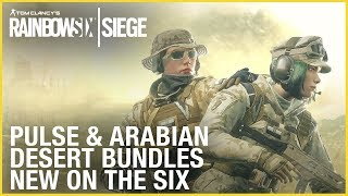 Rainbow Six Siege: Pulse Smooth Operator & Arabian Desert Bundles | New on the Six | Ubisoft [NA]