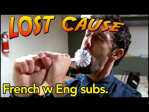 LOST CAUSE - full movie - comedy - in French with English Subtitles