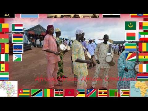 African Countries Compilation part 3