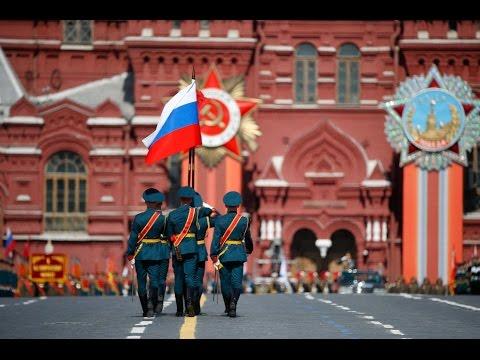 Парад победы, 9 мая 2015 года. Священная война.