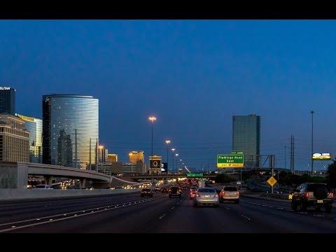 13-50 Las Vegas #1 of 2: Sin City Sundown I-15 Both Directions