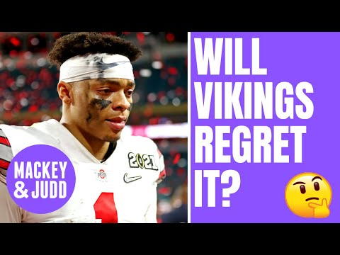 Did Minnesota Vikings miss out on Justin Fields?