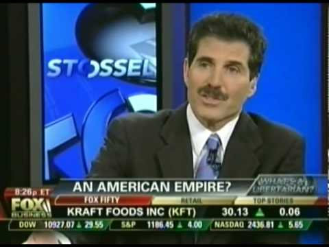 Stossel: What Is Libertarian Foreign Policy?