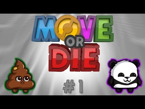 Move or Die - #1 - TIMO IS POEP?!?