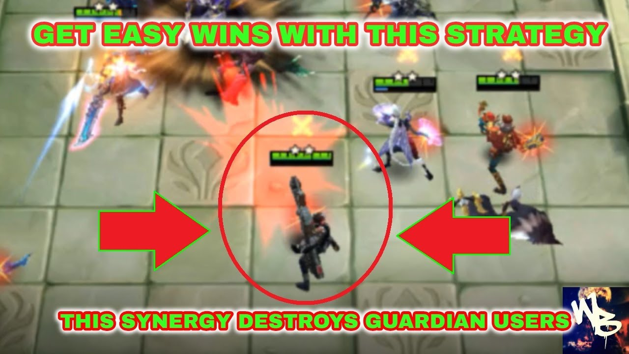beat the meta synergy - best magic chess strategy - mobile legends bang bang