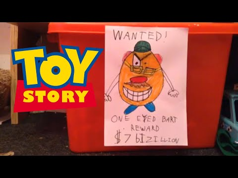 Toy story opening remake REMASTERED!