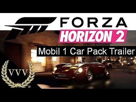 Forza Horizon 2    Mobil 1 Car Pack