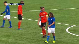 Katwijk - AFC (1-2)   VVKatwijkTV