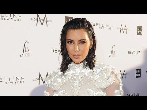 Kim Kardashian ATTACKED In Beverly Hills?