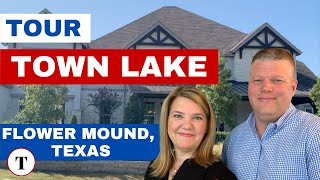 Town Lake by Toll Brothers | Best Neighborhoods of Flower Mound