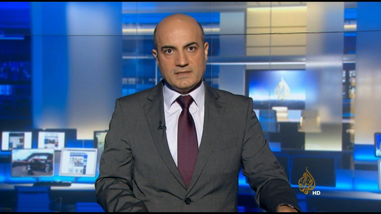 الجزيرة: موجز الأخبار - العاشرة مساء 25/11/2015