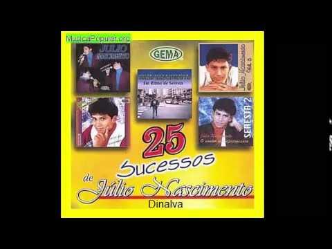 25 Sucessos De Júlio Nascimento (1998) Completo