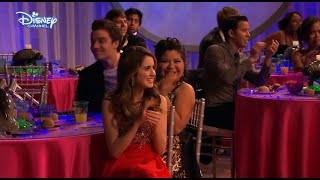 Austin & Ally - Proms & Promises - Prom King and Queen! - Disney Channel UK HD