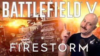 Battlefield 5 FIRESTORM // PS4 Pro // Battle Royale for Battlefield V // Live Stream Gameplay