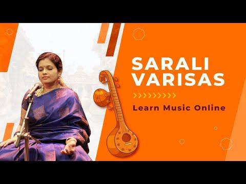 SARALIVARISAS   MusicShikshan  