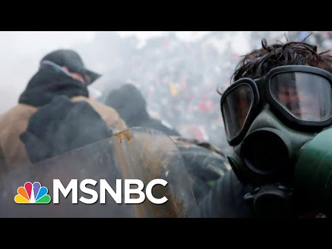 Former Google Ethicist: 'We Have Been Watching Different Movies Of Reality' | The Last Word | MSNBC