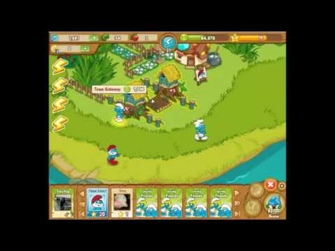 the smurfs & co game pc