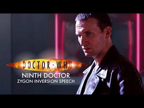 Ninth Doctor - Zygon Inversion Speech