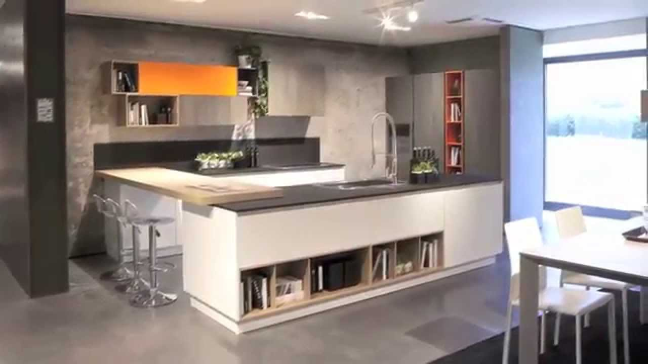 Stosa Cucine - What we have done in 2014 - YouTube
