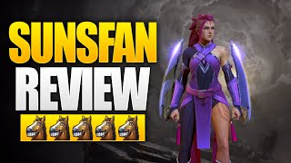 SUNSfan reviews the Antimage Persona