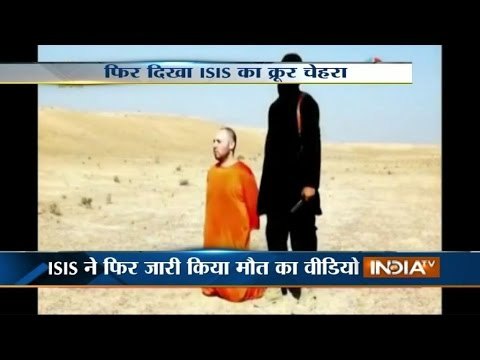Another US Journalist Beheaded? ISIS Posts A Video Of Steven Sotloff - India TV