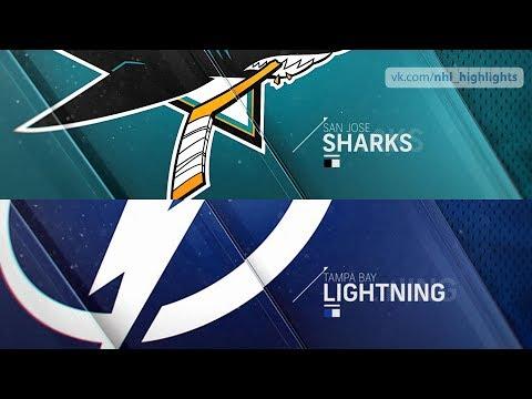 San Jose Sharks vs Tampa Bay Lightning Jan 19, 2019 HIGHLIGHTS HD