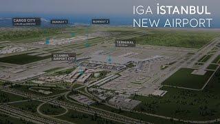 IGA İstanbul New Airport