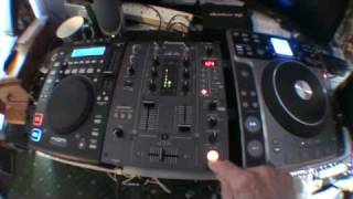Pioneer DJM-400 Make it into a 3channel mixer.(Pioneer DJM-400 Make it into a 3channel mixer --- toons are mario fabrine