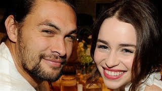 Download Jason Momoa Gets Emotional Talking About Nearly Losing Emilia Clarke Mp3 and Videos