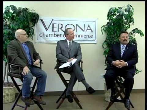 Verona Chamber of Commerce (NJ) Roundtable 2012-01...