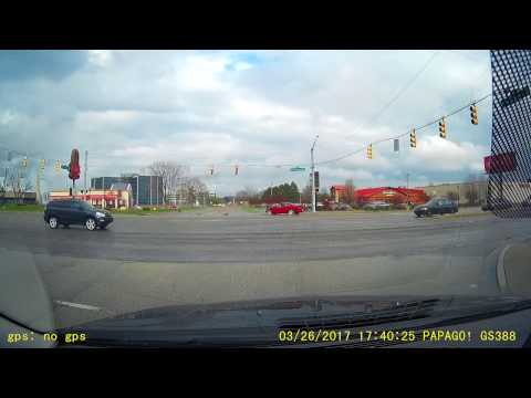 Street Racing Accident - Indianapolis