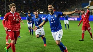 Highlights: Italia-Liechtenstein 6-0 (26 marzo 2019)