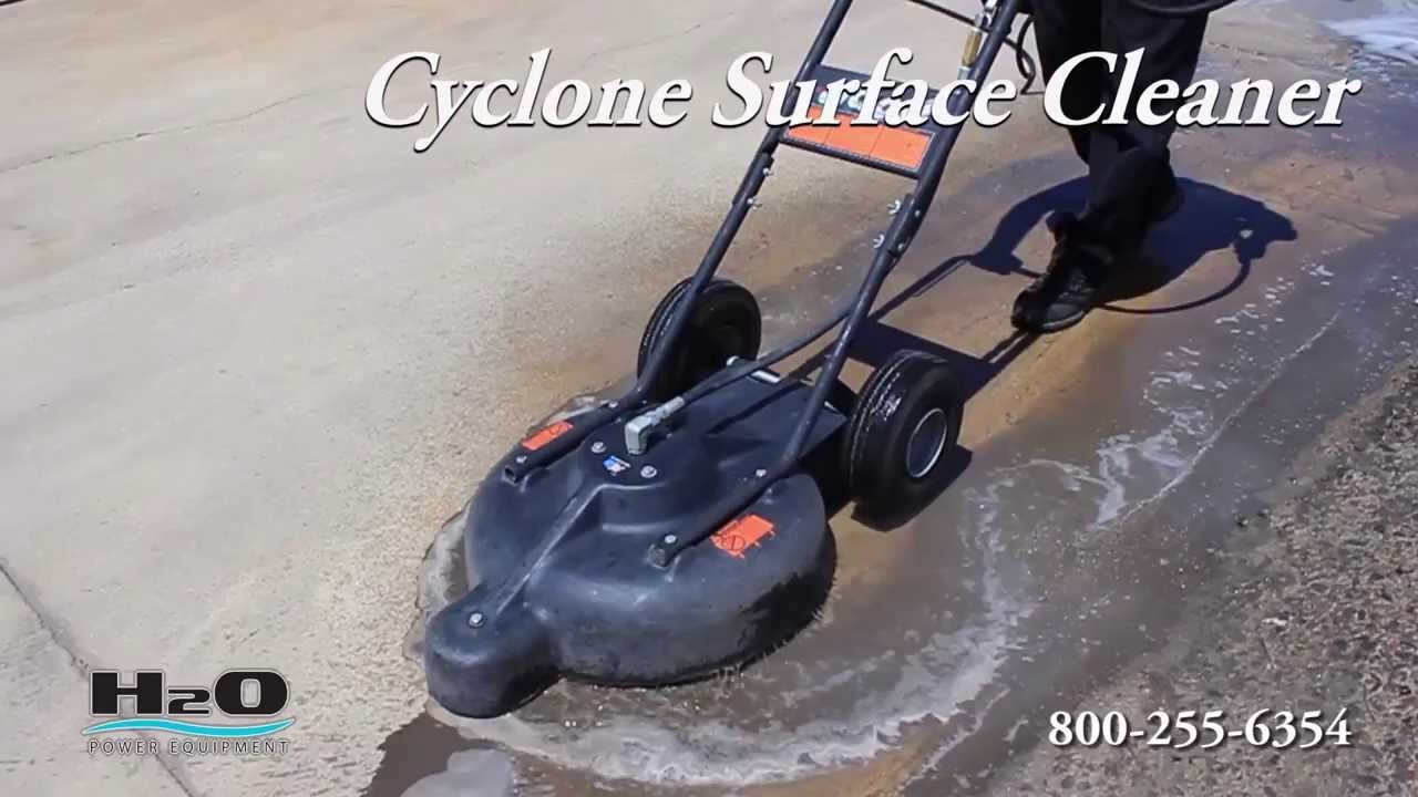 Surface Cleaner Cyclone Surface Cleaner Pressure